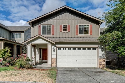 Single Family Home For Sale: 17420 14th Dr SE