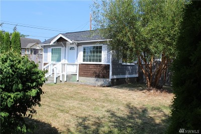 Bellingham WA Single Family Home For Sale: $236,650