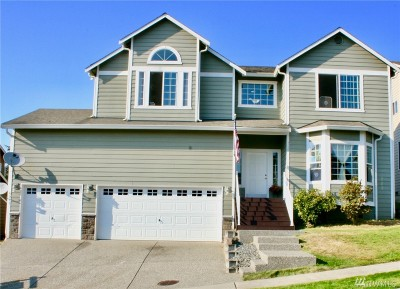 Marysville Single Family Home For Sale: 6911 38th Place NE