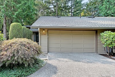 Bellevue WA Single Family Home For Sale: $769,000