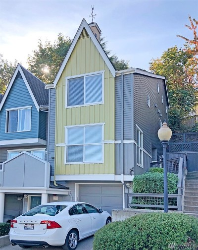 Seattle Condo/Townhouse For Sale: 1535 Cherrylane Place S