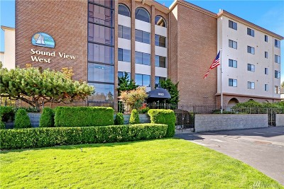 Seattle Condo/Townhouse For Sale: 9023 Mary Ave NW #307