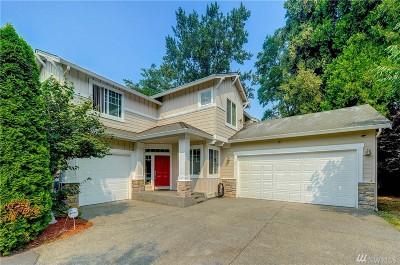 Kenmore Single Family Home For Sale: 18014 81st Lane NE