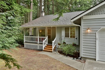 Freeland Single Family Home Contingent: 1933 Brainers Rd