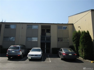 Federal Way Condo/Townhouse For Sale: 31003 14th Ave S #H-12