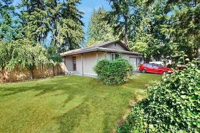Bonney Lake Single Family Home For Sale: 20210 97th St E