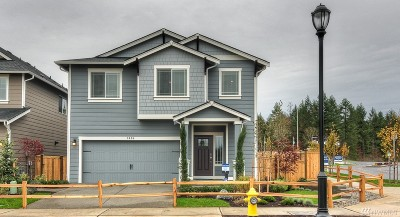 Black Diamond Single Family Home For Sale: 23604 Tahoma Place #11