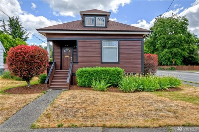 Kent Single Family Home For Sale: 420 2nd Ave S