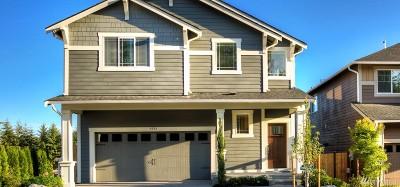 Black Diamond Single Family Home For Sale: 23616 Tahoma Place #12