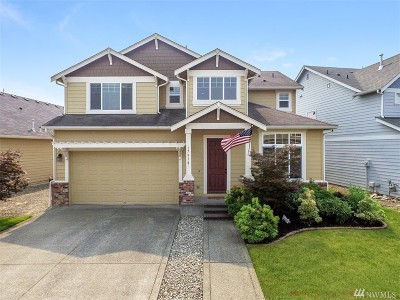 Bonney Lake Single Family Home For Sale: 17918 121st St E