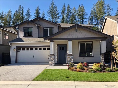 Black Diamond Single Family Home For Sale: 23628 Tahoma Place #13