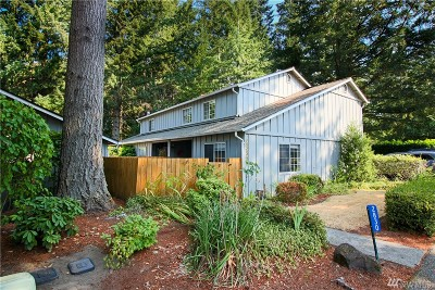 Olympia Condo/Townhouse For Sale: 2830 SE 60th Lane #C