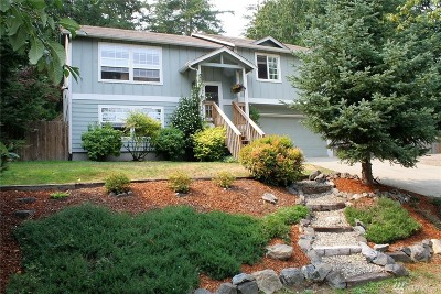 Port Orchard Single Family Home For Sale: 4739 Blackberry Hill Lane SE