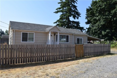 Olympia Single Family Home For Sale: 7211 11th Ave NE
