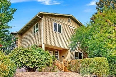 Seattle Single Family Home For Sale: 3928 S Edmunds St