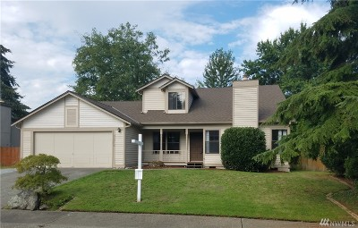 Federal Way Single Family Home For Sale: 32213 13th Place SW