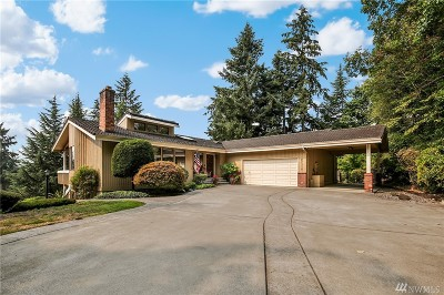 Kent Single Family Home For Sale: 27315 48th Ave S