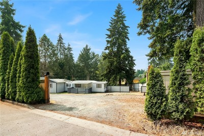 Federal Way Residential Lots & Land For Sale: 27627 27th Ave S