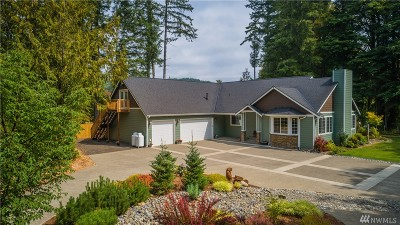 Single Family Home For Sale: 2048 Maple Valley Rd SW