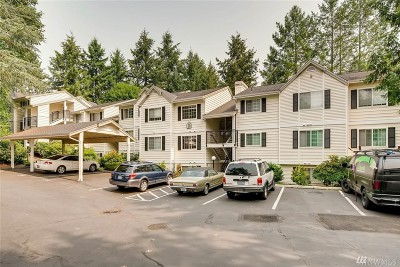 Issaquah Condo/Townhouse For Sale: 580 Front St S #D308