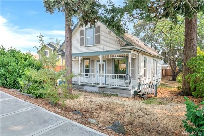 Single Family Home For Sale: 3206 S 58th St