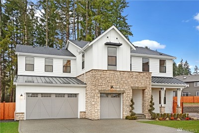 Bainbridge Island Single Family Home For Sale: 8754 NE Winslow Grove Ct