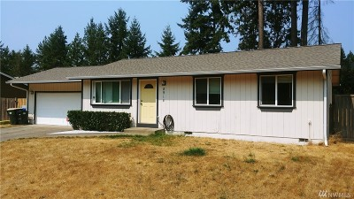 Olympia Single Family Home For Sale: 8914 Quinault Lp NE