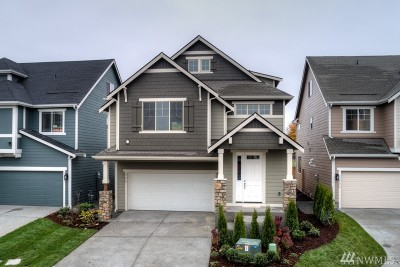Lynnwood Condo/Townhouse For Sale: 705 205th Place SW #5