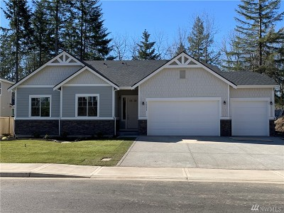 Puyallup Single Family Home Contingent: 13204 157th St Ct E