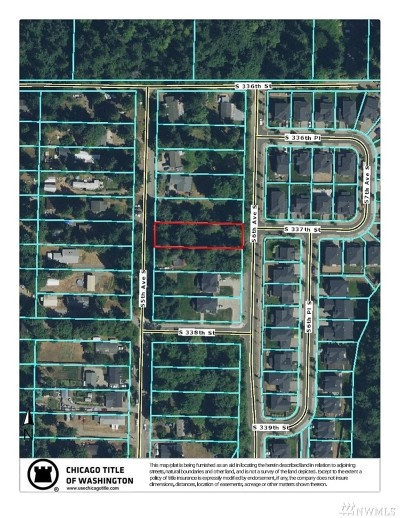 Auburn Residential Lots & Land For Sale: 33708 55th Ave S