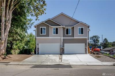 Single Family Home For Sale: 204 Alder