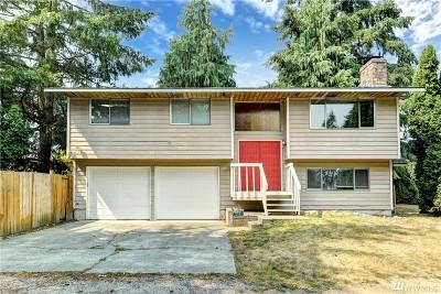 Everett Single Family Home For Sale: 3011 132nd St SE