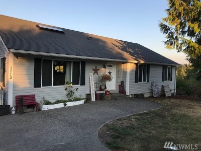 Centralia Single Family Home For Sale: 1712 Winterwood Dr