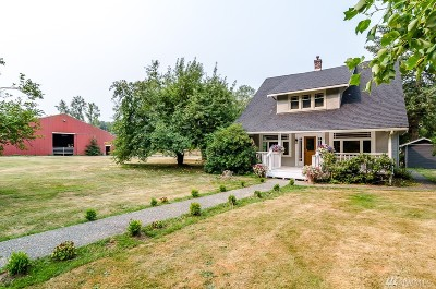 Bellingham Single Family Home Sold: 3941 Squalicum Lake Rd