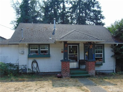 Shelton Single Family Home For Sale: 729 W Pine St