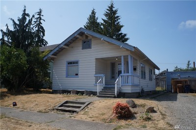Single Family Home For Sale: 5614 S M St