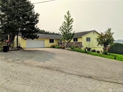 Manson Single Family Home For Sale: 52 Mike Keys Rd.