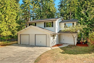 Federal Way Multi Family Home For Sale: 33046 22nd Place S