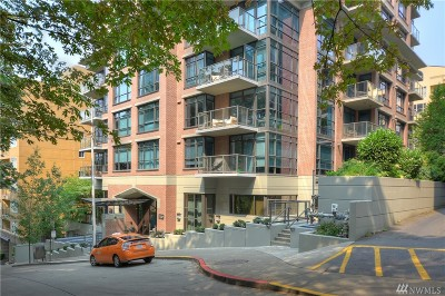 King County Condo/Townhouse For Sale: 1420 Terry Ave #2103