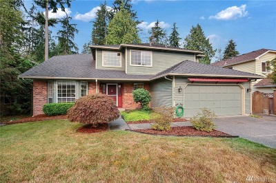 Everett Single Family Home Contingent: 15314 Silver Firs Dr