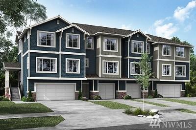 Everett Single Family Home For Sale: 3439 31st Dr #15.3