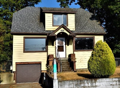 Burien Single Family Home For Sale: 11414 15th Ave SW