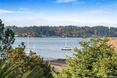Olympia Single Family Home For Sale: 7324 Boston Harbor Rd NE