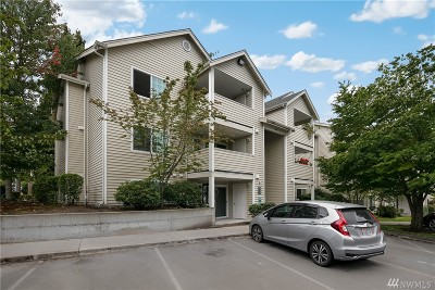 Seattle Condo/Townhouse For Sale: 11915 Roseberg Ave S #103