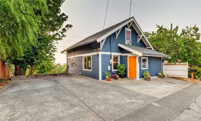Bellingham Single Family Home Sold: 626 Boulevard