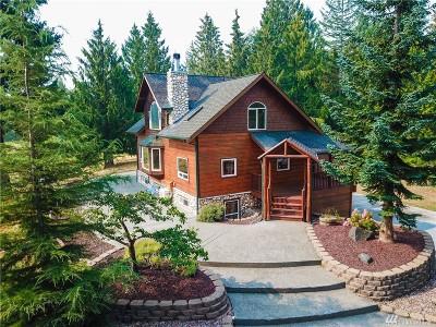 Eatonville Single Family Home For Sale: 34505 39th Av Ct E