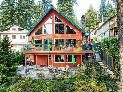 Snohomish Single Family Home For Sale: 5620 E Lake Bosworth Dr