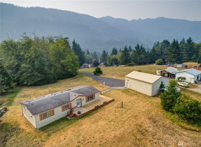 Sedro Woolley Single Family Home Sold: 300 Thompson Rd