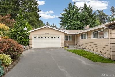 Shoreline Single Family Home For Sale: 17748 2nd Place NE