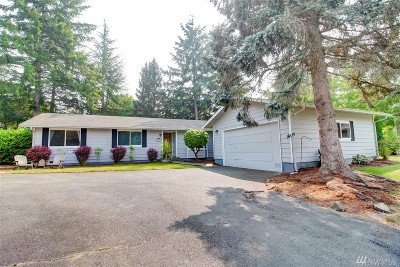Steilacoom Single Family Home For Sale: 109 Lila Ct